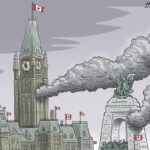 Some of today's editorial cartoons from Canadian papers