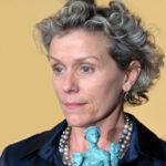 "After her speech about ""diversity,"" Frances McDormand's Oscar was stolen by a ""black megalomaniac"""